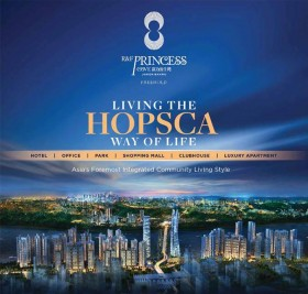 [PROPERTY DAYTRIP] Hop on, hop off to a HOPSCA Marina Living with R&F Princess Cove
