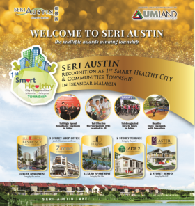 [PROPERTY DAYTRIP] Seri Austin – A walk to remember, a park to live by