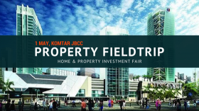 [Property Fieldtrip] Home & Property Investment Fair, KOMTAR JBCC