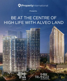 [PROPERTY PREVIEW] BE AT THE CENTRE OF THE HIGH LIFE WITH ALVEO LAND